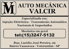 VALCIR AUTO MECÂNICA