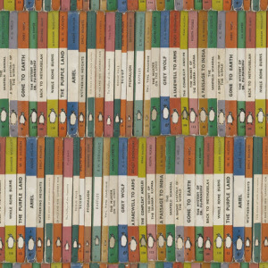 Penguin Books Wrapping Paper
