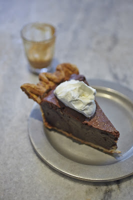 Gjusta Bakery in Venice Chocolate Pie Gjelina