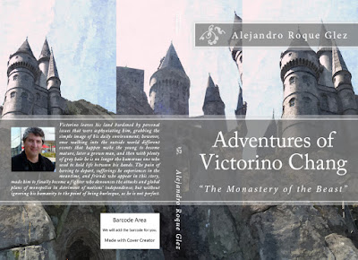 Adventures of Victorino Chang at alejandroslibros.com