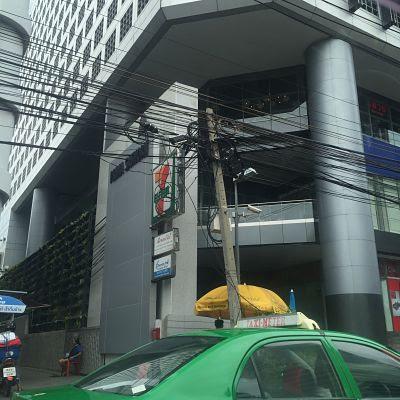 Tailandia. Bangkok.7 eleven