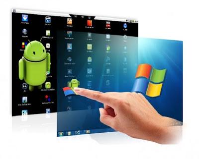 сравнение windows и android