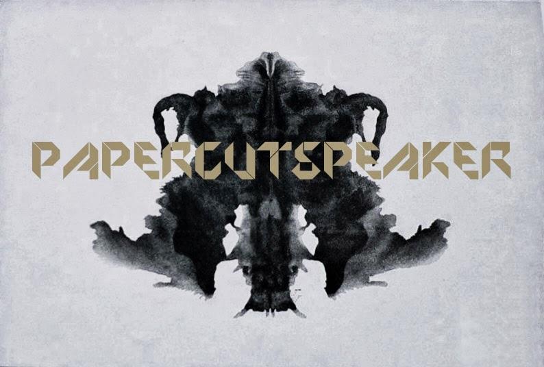 PAPERCUT SPEAKER
