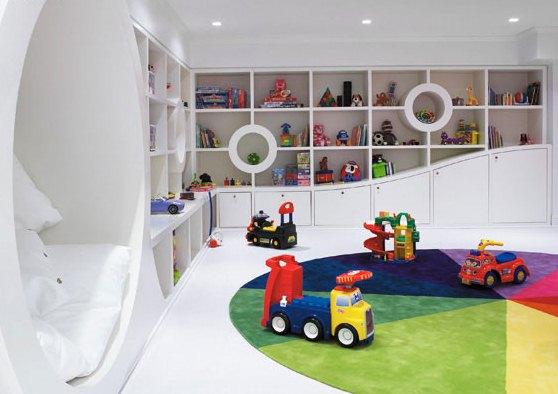 C mo sacar partido a una habitaci n de juegos para ni os for Habitacion para 2 ninos