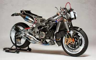 model kit Tamiya Suzuki RSV-e