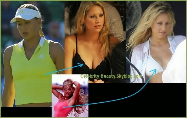 Valuable Anna kournikova breast size understand