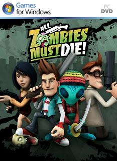 Games All Zombies Must Die!