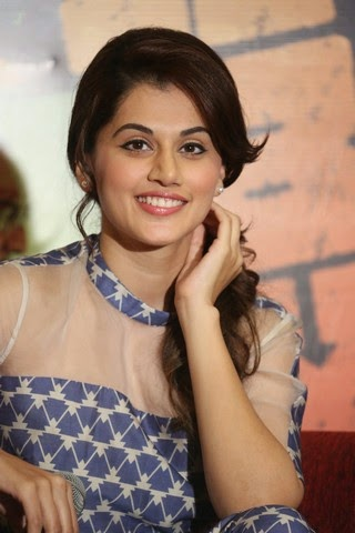 Actress Tapsee Baby Movie New Gallery