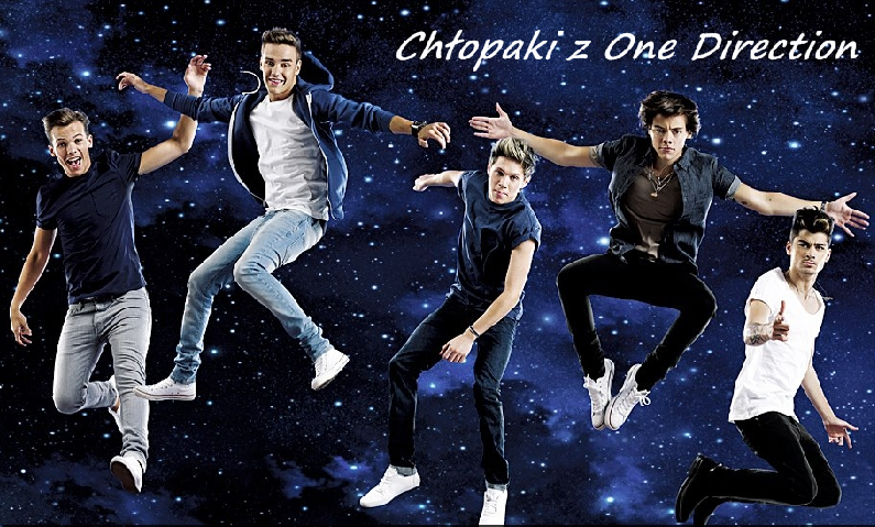 Chłopaki z One Direction