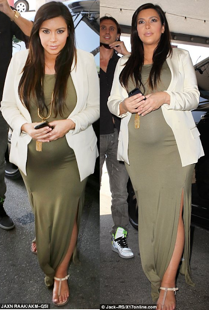 Kim Kardashian's baby girl placed in an incubator as she gives birth prematurely