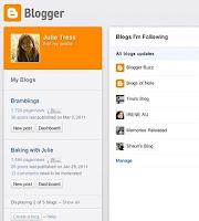 Mencoba Tampilan Baru Dasbor Blogger