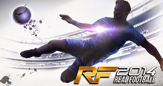 Real Football 2014 Brazil v1.3 Apk Download