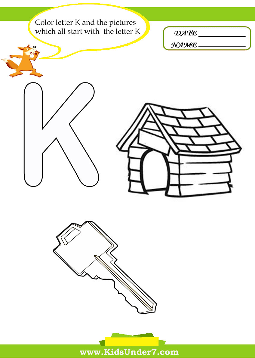 Letter J Worksheets and Coloring Pages Letter L Worksheets and ...