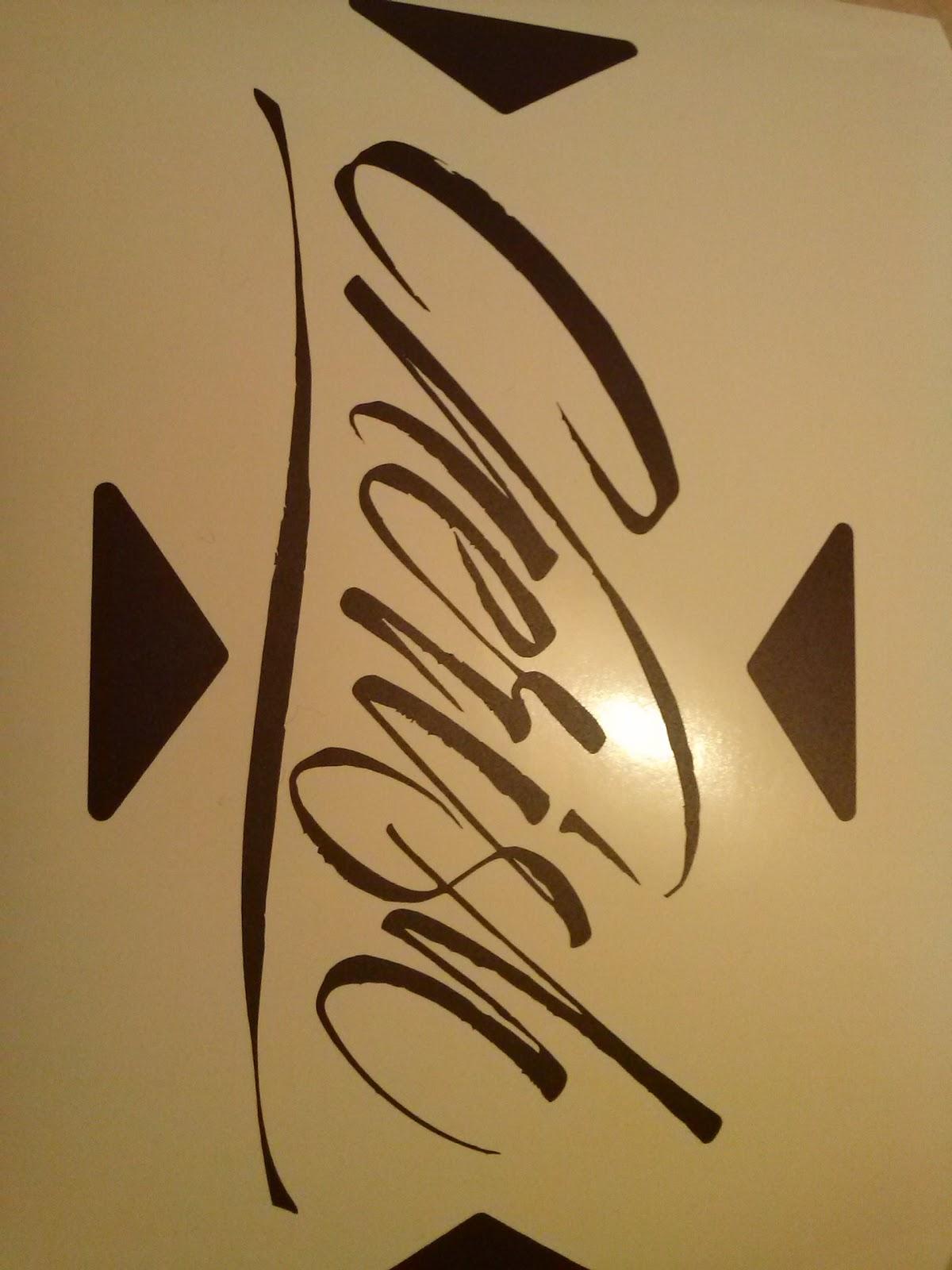 cherish vinyl wall decal