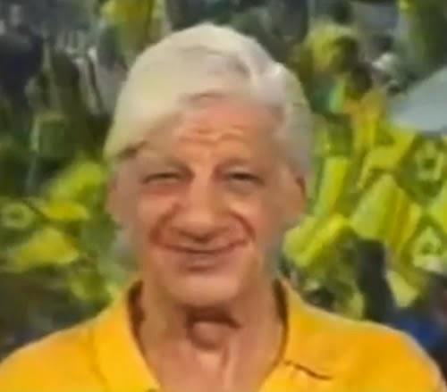 Propaganda da LOTERJ em meados dos anos 80 com Costinha.