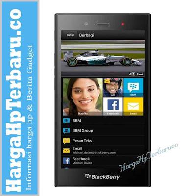 Daftar Terbaru Harga Hp Blackberry Agustus 2015