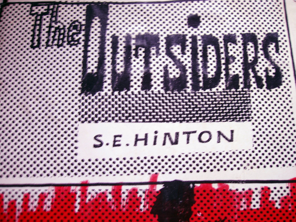 nothing like a literary s the outsiders
