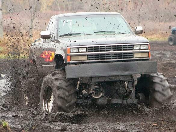 Fast Mud Trucks | Autos Post