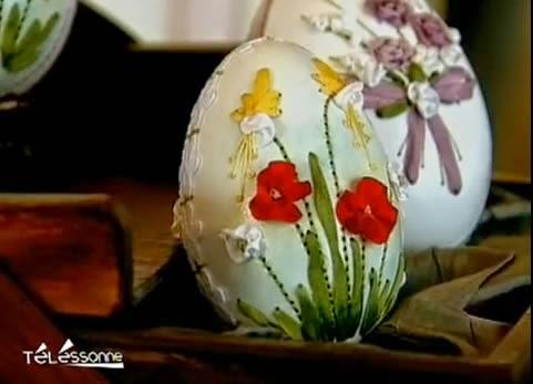 jajka haftem wstazeczkowym