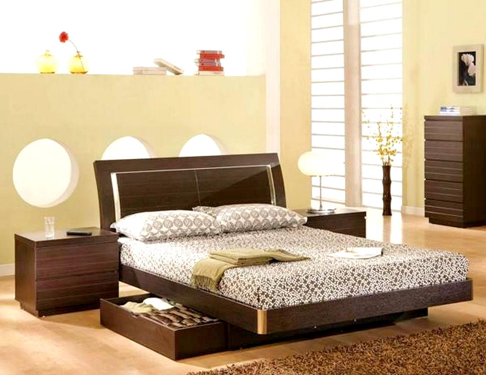 Modern furniture designer bed for Low height furniture design