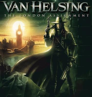 Van Helsing: Misión en Londres (2004)