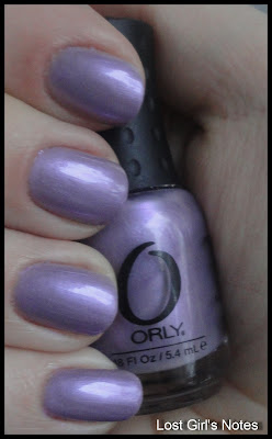 orly plum delicious swatches