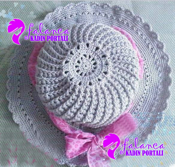 Free Crochet Lace Hat Patterns : lace crochet hat free pattern