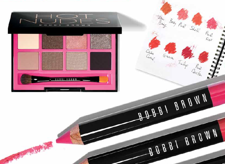 bobbi brown maquillage printemps 2015