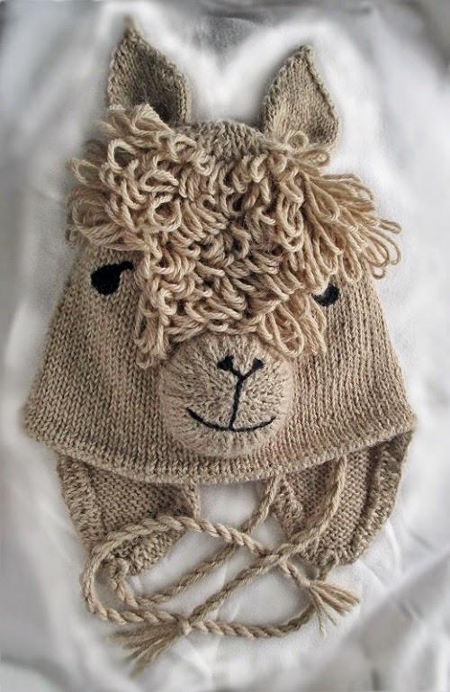 WestWightAlpacas alpaca hat pattern