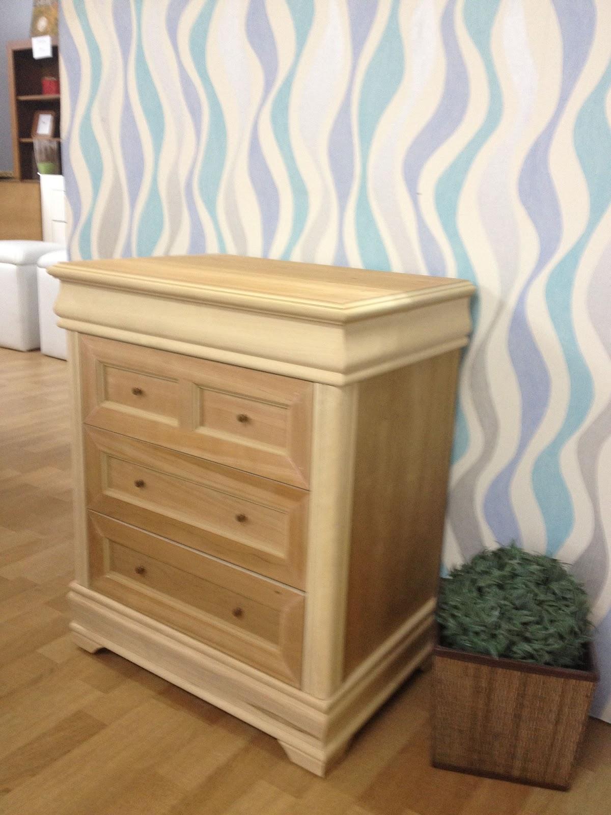 G rgola blog mobiliario e interiorismo muebles para - Muebles en crudo para pintar ...