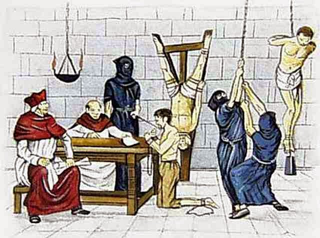 Inquisição - em nome de Deus para o diabo