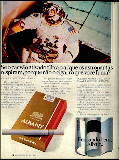 propaganda cigarros Albany - 1979. Reclame cigarro anos 70. propaganda anos 70; história decada de 70; reclame anos 70; propaganda cigarros anos 70; Brazil in the 70s; Oswaldo Hernandez;