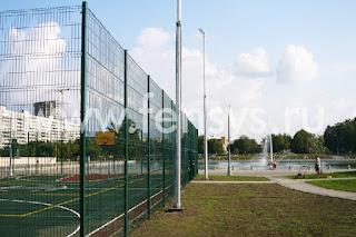 Забор металлический сварной Fensys. Фото 6