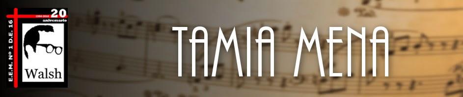 Tamia M.