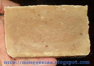 Red Bean Cold Processed Soap
