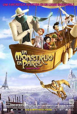 Un Monstruo En París (V.O.S) (2011)