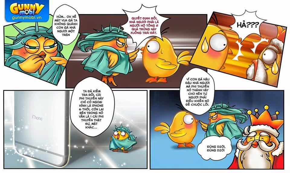 Gunny mobi truyền kỳ Chương 4: Lên đường phần 4