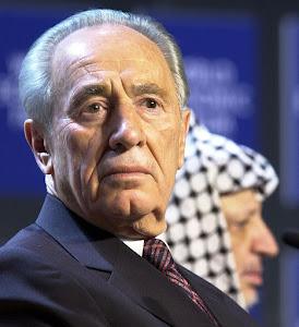 28 września 2016, Tel Awiw-Jafa (Izrael) - Szymon Peres nie żyje