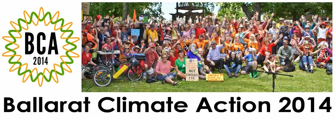 Ballarat Climate Action 2014