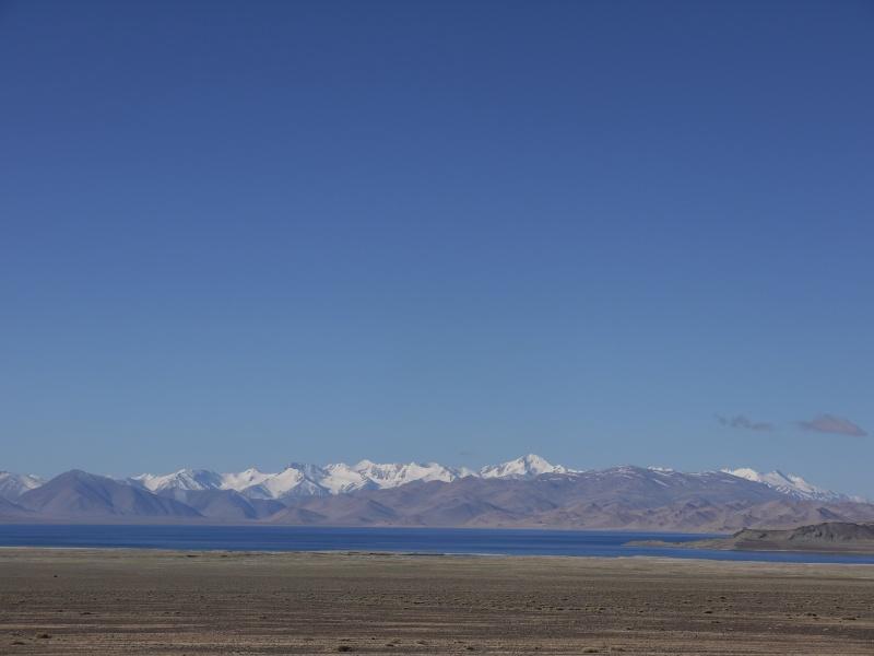 Karakul Lake Tajikistan Karakul Lake 3950m