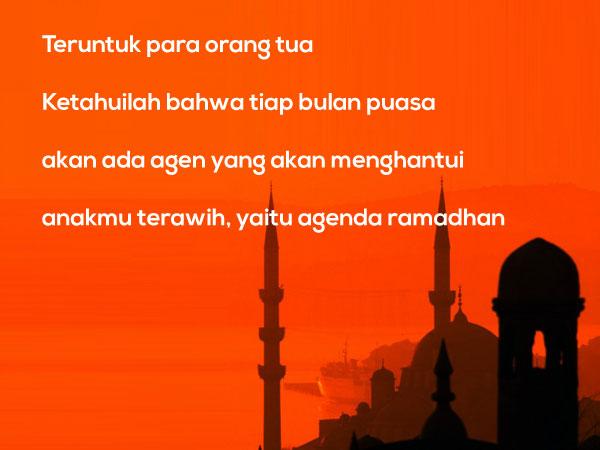 Gambar Kata Mutiara Islami versi Pepatah dan Petuah Lucu 8