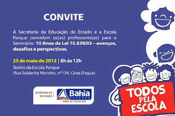 CONVITE ESPECIAL!!!