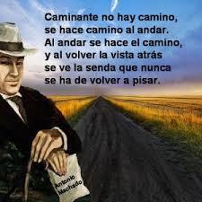 Antonio Machado  . . .