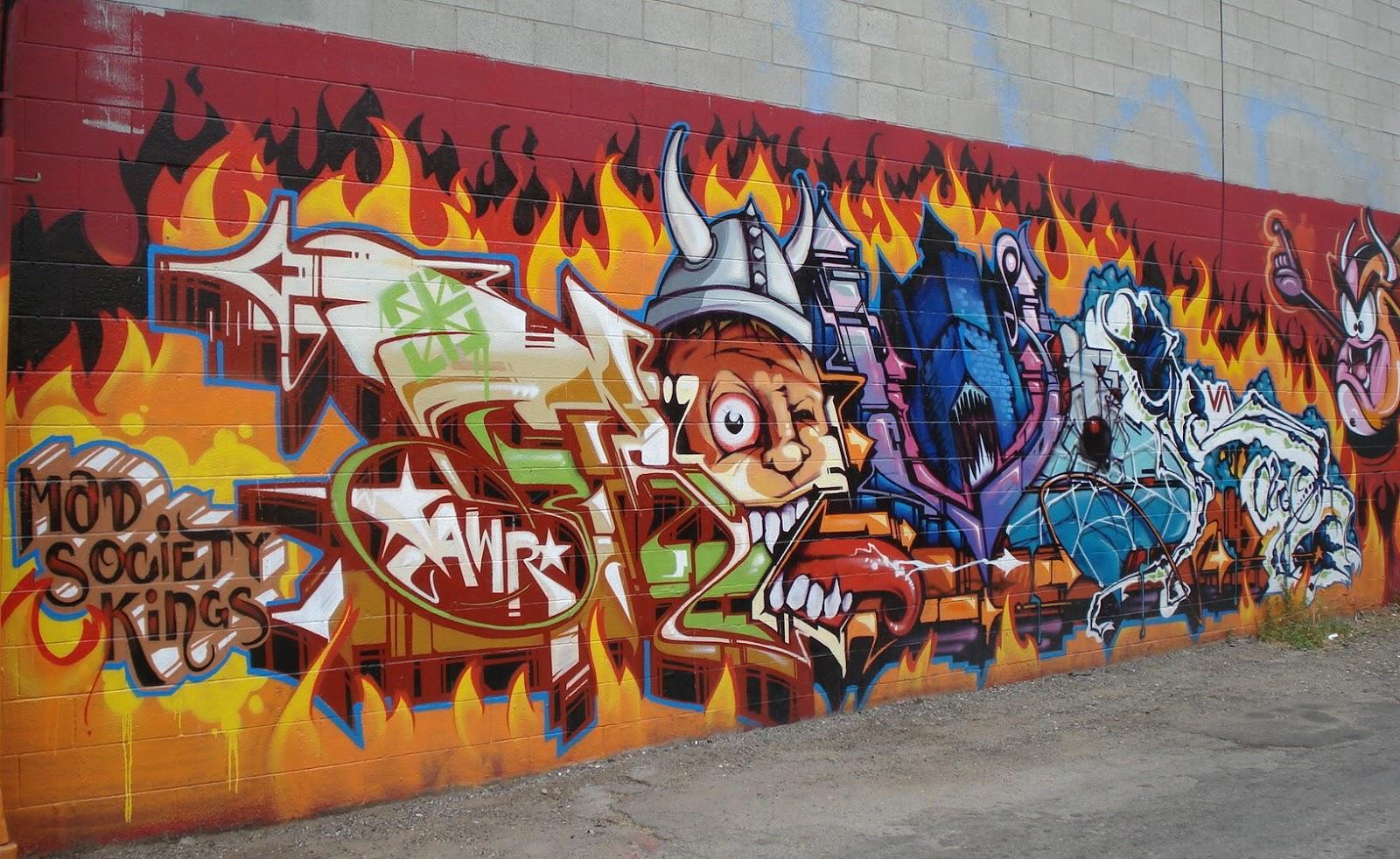 Revok Graffiti (pt.2)