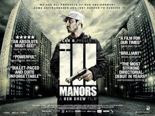 Ill Manors UK quad movie poster