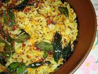 Arroz com Lentilhas e Assa-Fétida (vegana)