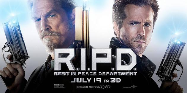 Pemeran R.I.P.D. Film