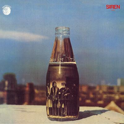 Cover Album of Siren - Selftitled (Classic Album w. Kevin Coyne UK 1969)