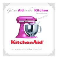 Partecipiamo a Get an Aid in the Kitchen di Cucina di Barbara
