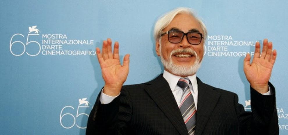 hayao miyazaki intervista su kaze tachinu apparsa su repubblica
